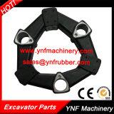 Couplage hydraulique de rechange des pièces 8A/8as d'excavatrice de Hitachi pour le coupleur