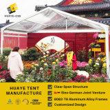 Tenda trasparente Premium del PVC per la mostra del fiore (hy146b)