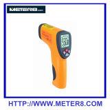 유형 K 입력을%s 가진 HT-868 디지털 IR 온도계