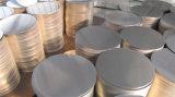Goede Oppervlakte 1050 de Cirkels van het Aluminium Ho/H14 voor Pan