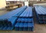 Окрашенные в цвет листа крыши для строительных материалов для строительства