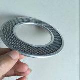 Type 304 van ring de Schijf van de Filter van Spl van het Roestvrij staal voor de Filter van de Smering van de Olie