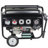 Draagbaar China 2kw 2.5kw 3kw 4kw 5kw 6kw 3 Phase Generator voor Sale met Tire Kit