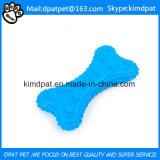 Un juguete más barato del Chew del color del perro TPR del juego lindo brillante del hueso