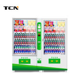 Tcn vending machine simple pour les boissons et snacks