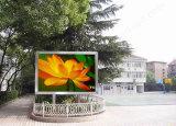 Al aire libre de alta resolución P5 LED de color de la Junta de Media Player