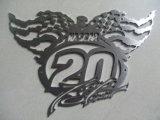 Placa de zinco de alumínio máquina de corte de metais a Laser de fibra