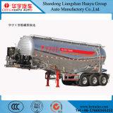 V-Shapecompressorの半中国Factroyの価格の大きさのセメントタンクトレーラー