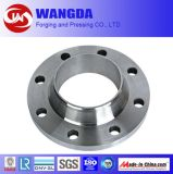 ANSI B16.5 150#/300# da flange do aço de carbono Wn/So