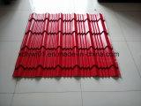 Rodillo de los azulejos del paso de progresión de la hoja del material para techos que forma haciendo máquina venta caliente