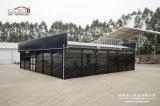 20X30m ont personnalisé la première tente gonflable de cube pour l'événement