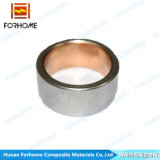 Estructura bimetálica con revestimiento de aleación de aluminio de Transición Conjunta