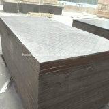 La película enfrenta la madera contrachapada álamos Core WBP pegamento Película/fenólico contrachapado frente/ juntas de construcción resistente al agua barata