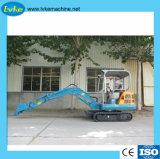 Circuito idraulico del nuovo della Cina della macchina escavatore del cingolo con Ce