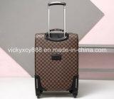 [بو] جلد دحرج رجال حامل متحرّك عمل سفر حقيبة حقيبة ([س3569])