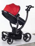Nuovo passeggiatore girante del bambino nel disegno di lusso