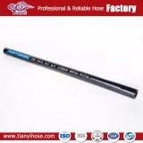 Flexibilidad de la manguera hidráulica SAE R1 R2 R3 R5 R6 R8 R12 R13, sistema hidráulico de alta temperatura tubo flexible de caucho