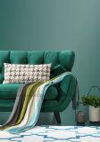 O mais novo projeto Moden nórdicos móveis domésticos 123 Sofá de tecido