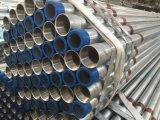 La norma ASTM A53 / BS1387 Acero al carbono Tubo de acero galvanizado en caliente