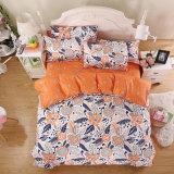Spitzenverkaufengedruckte Polyester-Bettwäsche