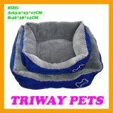 Bases impresas hueso del animal doméstico del gato del perro del estilo (WY161049-2A/B)