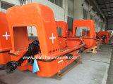 Ouvrir le type bateau de sauvetage d'embarcation de survie avec l'engine extérieure