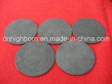Disco de cerámica del Zirconia negro Zro2