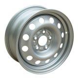 16X6 (5-130) 은 강철 겨울 바퀴