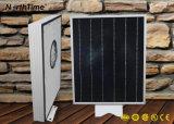Neues Baugruppen-Straßenlaternedes Entwurfs-15W des Sonnenkollektor-LED