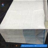 Bloco da Válvula de fundo branco para as embalagens saco de cimento de 50 kg