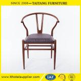 معدن [ويشبون] [ي] كرسي تثبيت يتعشّى كرسي تثبيت مع وسادة