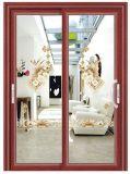Puertas correderas de aluminio fábrica directamente el diseño con precio competitivo