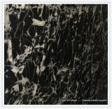Италия Black and White Marble Slab для Wall и ванной комнаты Countertop