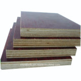 La película negra barato de 18m m hizo frente a la madera contrachapada concreta fenólica del encofrado de la madera contrachapada/WBP/a la construcción marina de la madera contrachapada