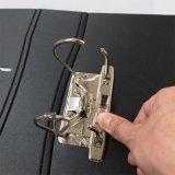 Archivio dell'arco della leva della gomma piuma A4 dei pp con la casella del contrassegno della spina dorsale