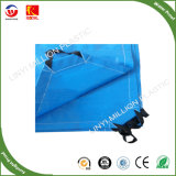 PE tecidos de folhas Tarapulin/coberturas para acondicionamento de materiais de construção