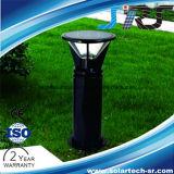 Luz solar vendedora caliente del césped del buen diseño con CE y RoHS