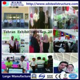 Fabricado na China Q235 Estrutura de aço de processamento