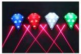 Ipx2 les plus populaires de feu arrière de bicyclette 2 LED