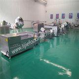 Pommes chips/pommes frites/pommes chips semi-automatiques de plantain faisant la machine