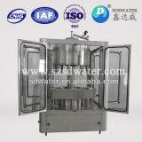 Máquina automática del relleno y del lacre para el agua embotellada de 5 galones