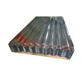 Dx51d a galvanisé les feuilles de tôle ondulée sur toiture tuile de toit
