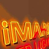 Klassisches Neonseil der Fertigkeit-LED beleuchten mit Buchstaben bezeichnet oben Neonzeichen-Zeichen
