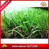 Moquette artificiale del tappeto erboso della decorazione dell'interno per il paesaggio