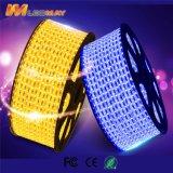 La decoración de alta tensión de luz LED SMD5050 60luz tira con una larga vida útil