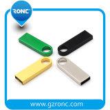 Mini 8 GB de metal 16GB, 32GB de memória USB Pen Drive