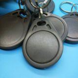 klassieke 1K ABS RFID Zonder contact Keyfob van de Spaander 13.56MHz MIFARE