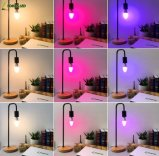 Alexa Tuya intelligente LED Scheinwerfer-Birne des APP-SteuerGU10 RGB WiFi