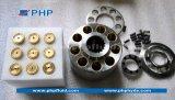 Substituição das peças da bomba do pistão hidráulico para escavadeira Lpvd Liebherr45