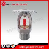 "1/2 "" 5mm 유리제 전구 표준 반응 화재 물뿌리개"